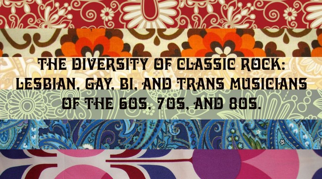 lesbian gay bi and trans musicians of the 1960s 1970s and 1980s