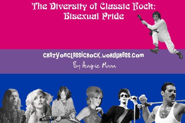 Diversity of Classic Rock Bisexual Pride