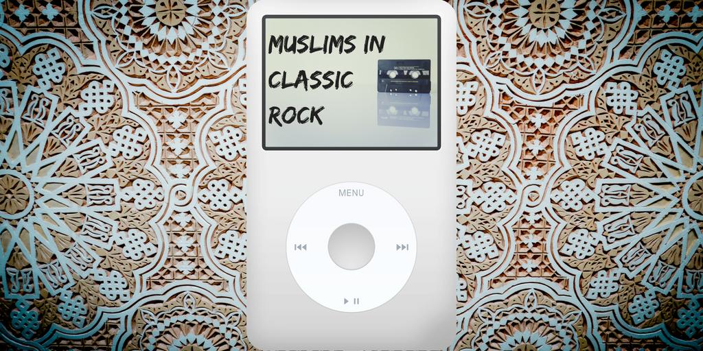 Muslims in Classic Rock