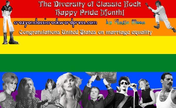 The Diversity of Classic Rock Pride