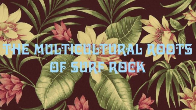 The Diversity of Classic Rock Surf Rock