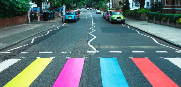 Sgt pepper are the beatles a boy s club the diversity for Abbey road salon