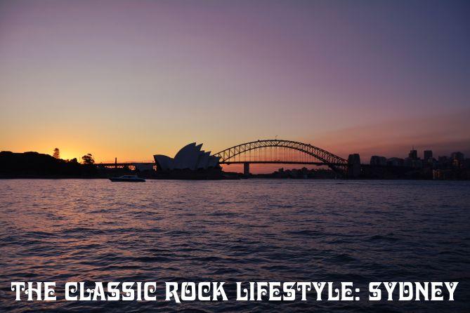 Classic Rock Lifestyle Sydney