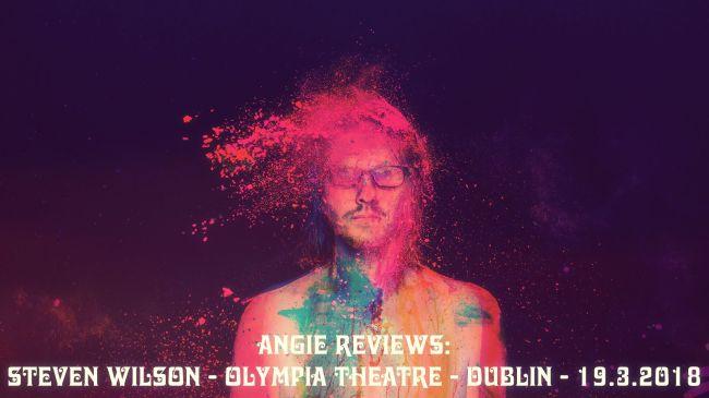 Steven Wilson Concert Review