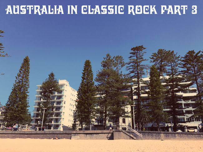 The Diversity of Classic Rock: Australia in Classic Rock Part 3