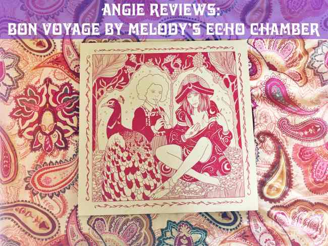 Melody's Echo Chamber Bon Voyage Review