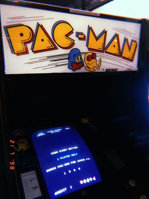 Pac Man Token Dublin
