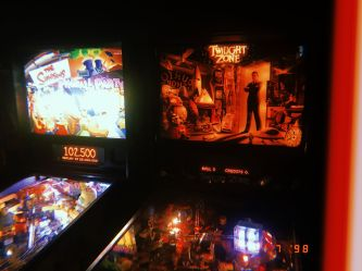 Pinball Machines at Token Dublin