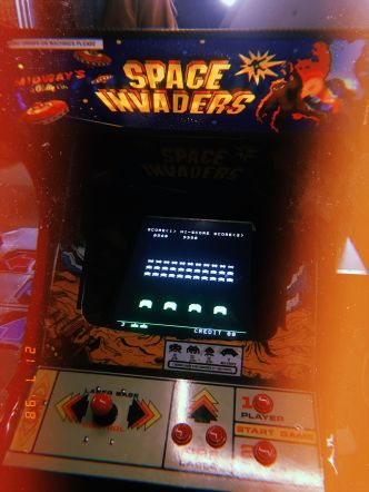 Space Invaders Token Dublin