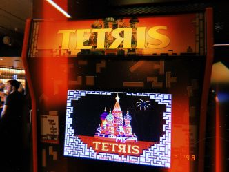 Tetris Token Dublin