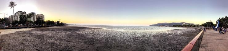 Panorama Esplanade Cairns