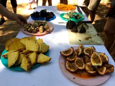 Fruit in Daintree Rainforest