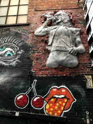 AC:DC Lane Melbourne Bon Scott Rolling Stones