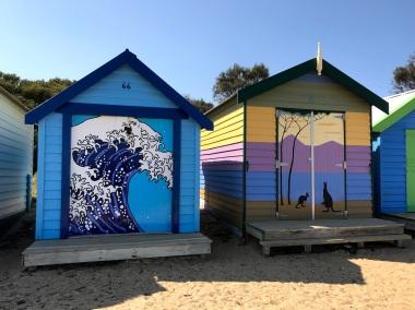 Brighton Beach Box Wave and Wallabies