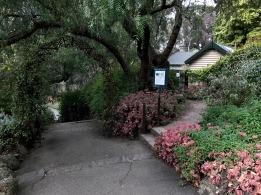 Cottage Royal Botanic Gardens Melbourne