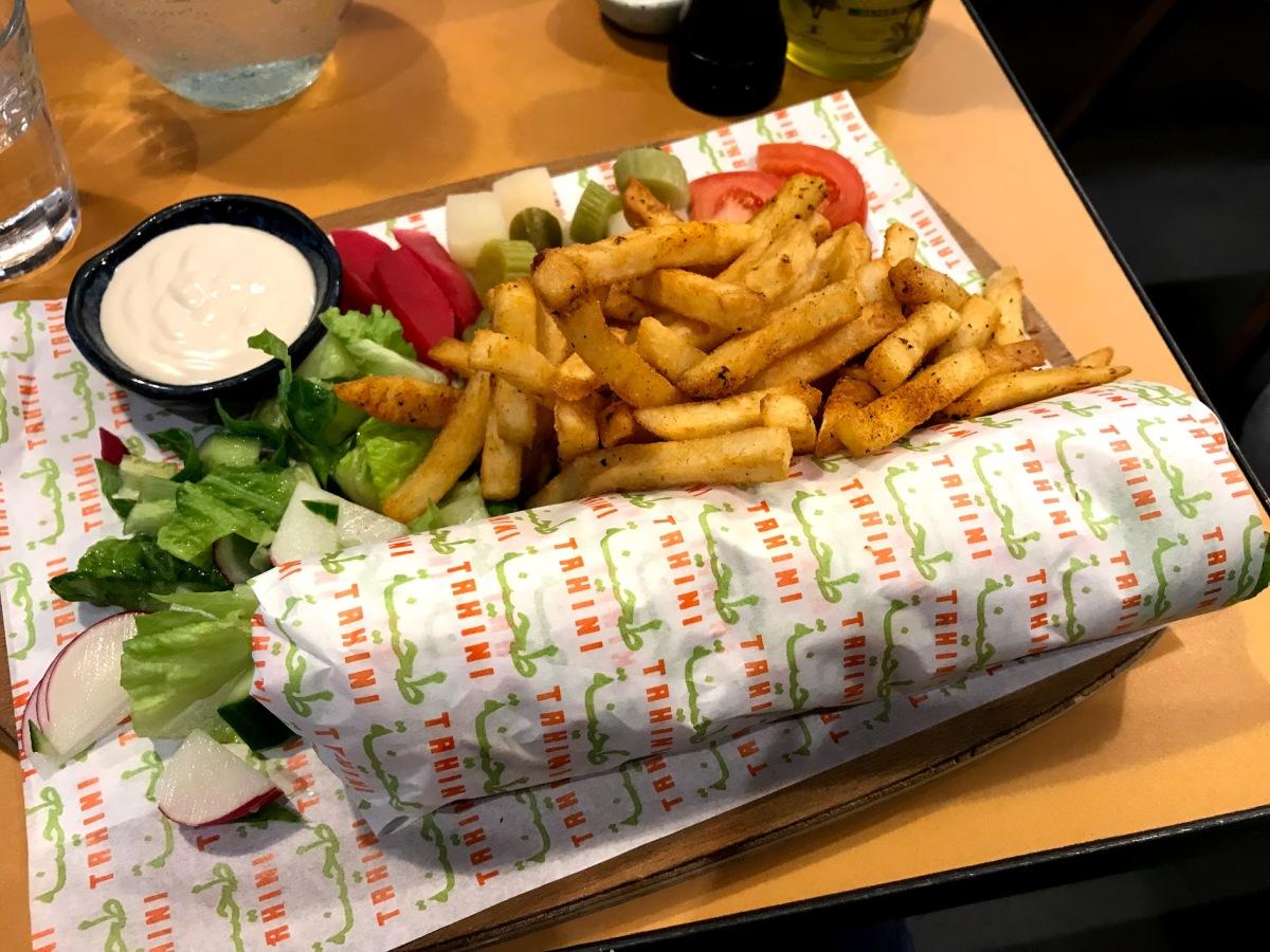 Falafel Tahini Lebanese Diner Melbourne