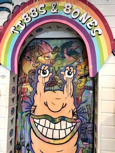 Nickelodeon Stuff at Tibbs & Bones Northcote