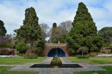 Pioneer Womens Memorial Garden Melbourne