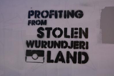 Profiting from Stolen Wurundjeri Land