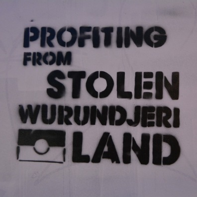 Profiting from Stolen Wurundjeri Land