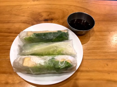 Summer Rolls Rock Daisy Cafe Colac