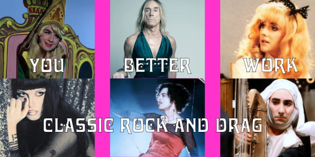 The Diversity of Classic Rock: Classic Rockers in Drag
