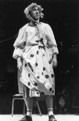 Pete Townshend in Drag