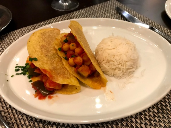 Independence of the seas vegan tacos