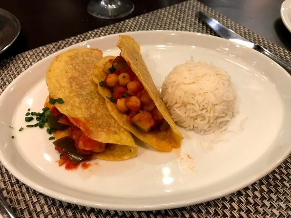 Independence of the seas vegan tacos