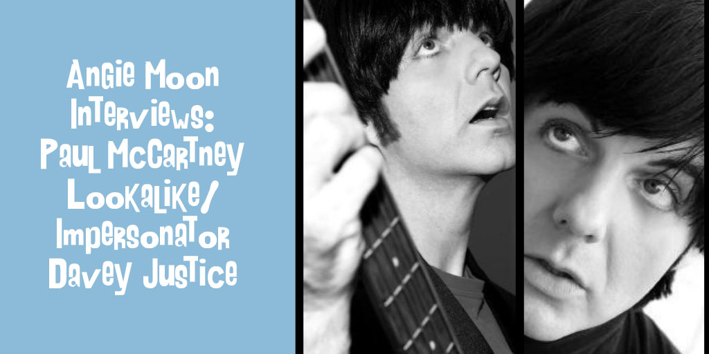 Diversity of Classic Rock Interviews Paul McCartney Impersonator and Lookalike Davey Justice