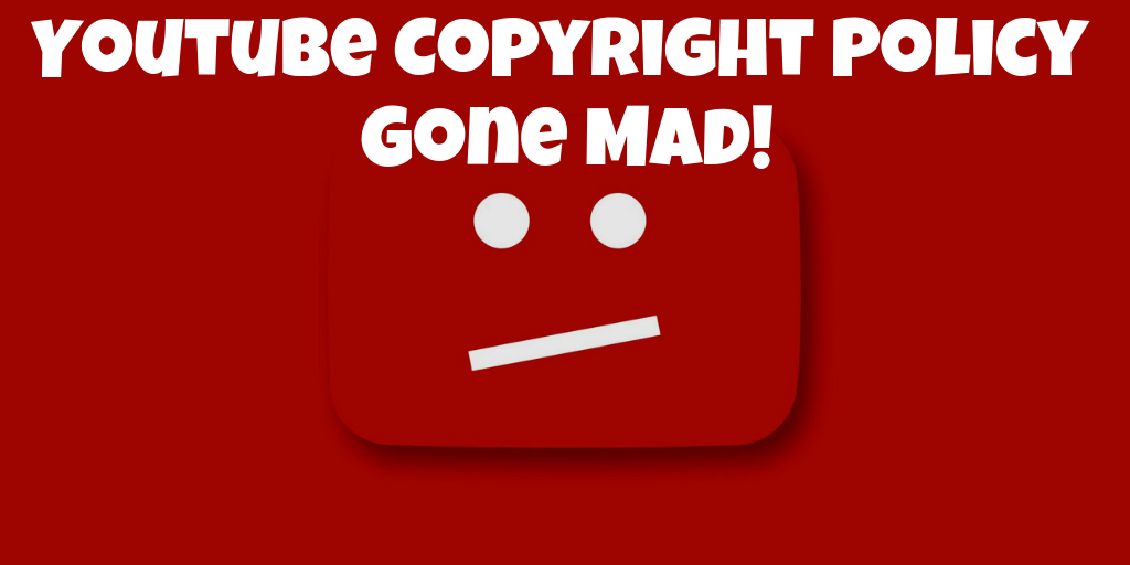 YouTube Copyright Policy Gone Mad Diversity of Classic Rock