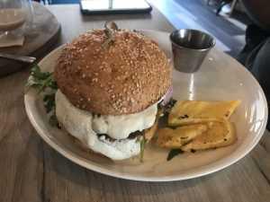 Copia Green Limerick Vegan Burger