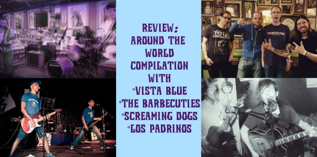 Radiant Radish Around The World Compilation Album Review