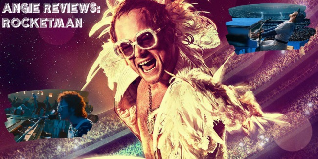 The Diversity of Classic Rock Reviews Elton John Biopic Rocketman