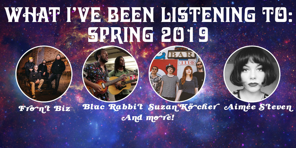 Crazy on Classic Rock What I've been listening to Spring 2019