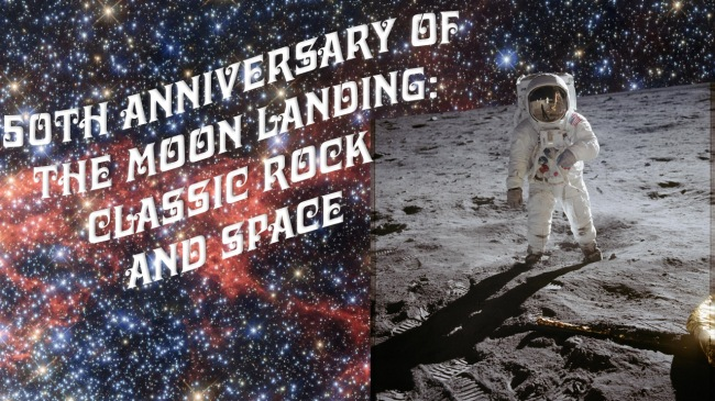 Diversity of Classic Rock - Classic Rock Songs About Space