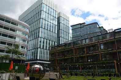 Manchester Architecture Modern