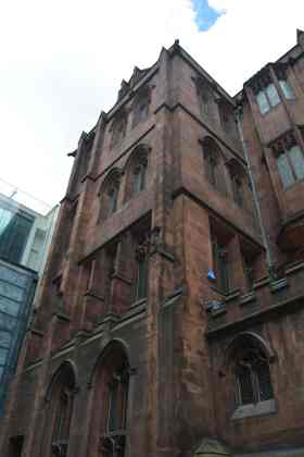 John Rylands Library Outside