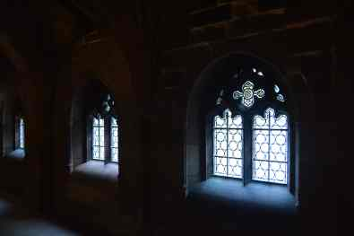 John Rylands Library stained glass 2