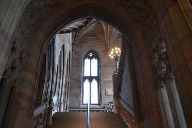 John Rylands Library Stairs