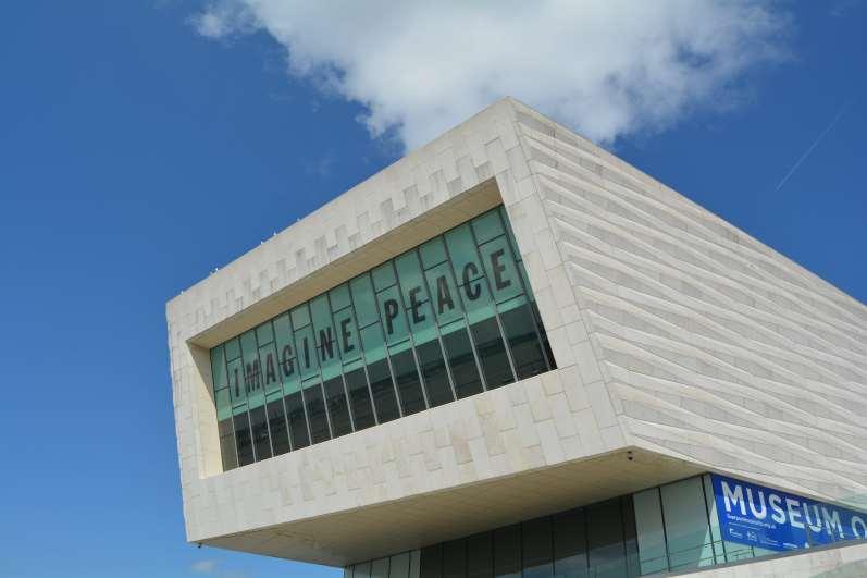 Museum of Liverpool Imagine Peace John and Yoko Exhibit