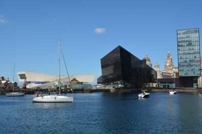 Liverpool Albert Dock View
