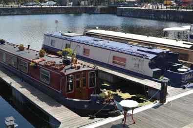 Liverpool Houseboats