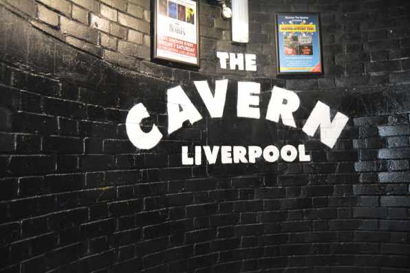 Cavern Club Stairs