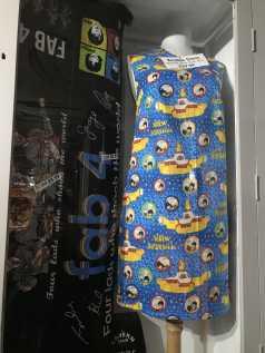 Yellow Submarine Dress