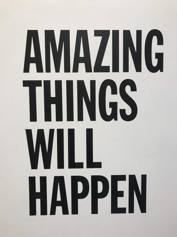 Amazing Things Will Happen John and Yoko Exhibit