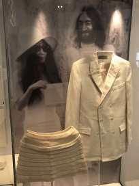 John and Yoko Outfits