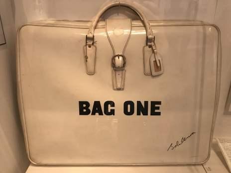 Bag One John Lennon