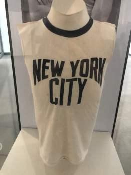 John Lennon New York City shirt