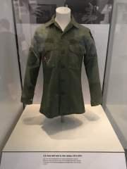John Lennon Army Shirt